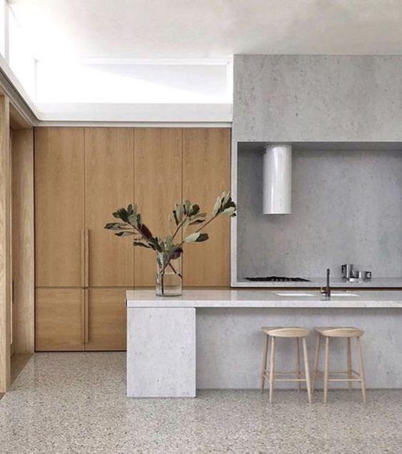 cuisine-en-marbre-minimaliste