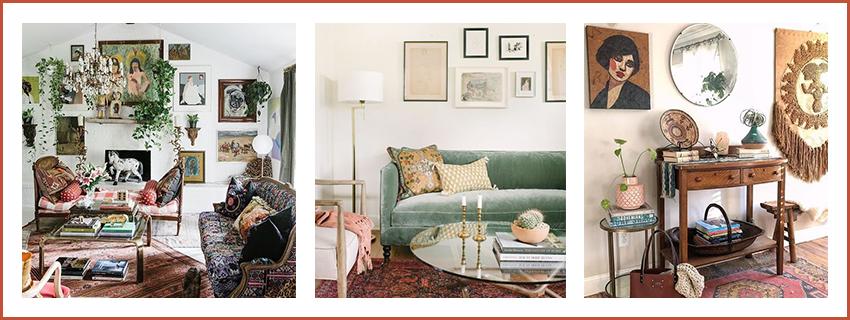 interieurs-deco-boheme-avec-meubles-vintages