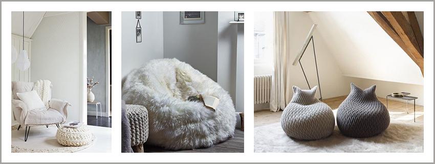 fauteuils-confortables-et-poufs-et-coussins-en-matieres-douces
