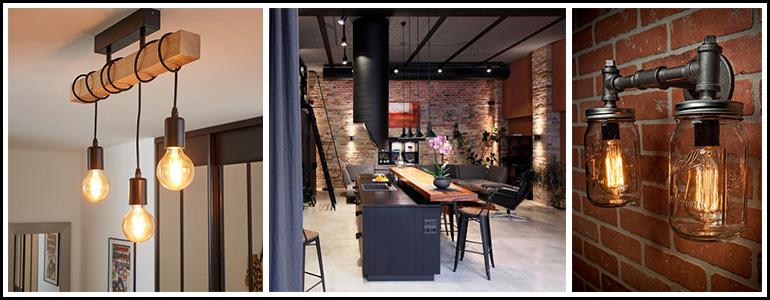 interieur-style-industriel-avec-eclairage-chaud