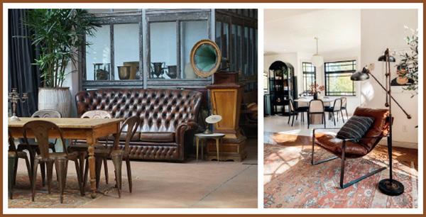 deco-vintage-dont-un-fauteuil-et-canape-en-cuir-de-style-industriel