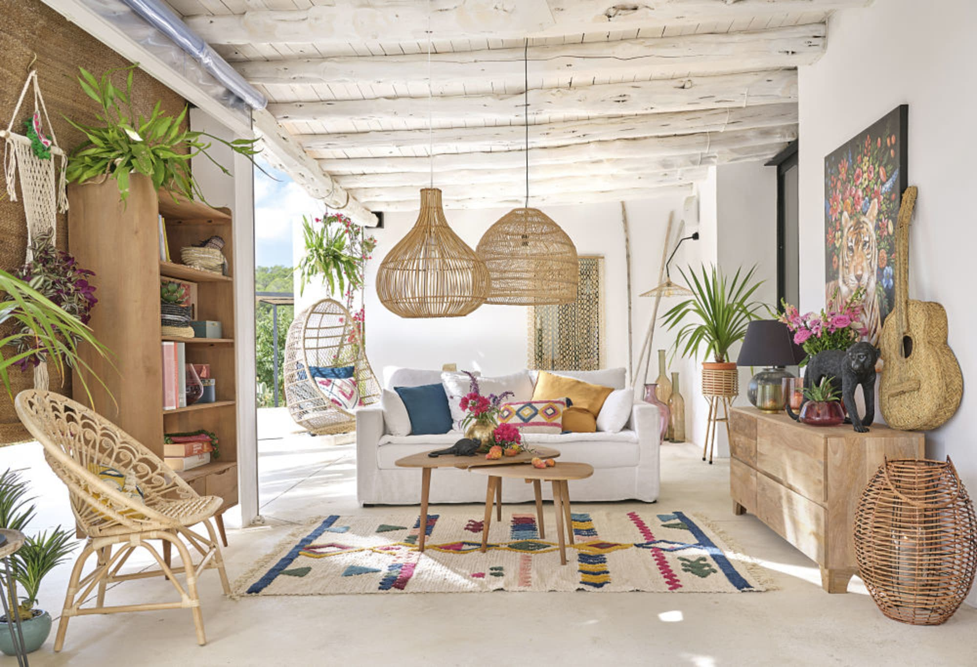 Comment préparer nos intérieurs à accueillir l'été ?